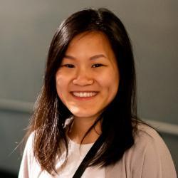 Head shot of Tammy Lau